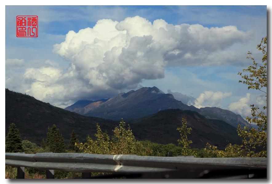 《原创摄影》:观景公路,景观如画:梦中的阿拉斯加之十九 ... ... ... ..._图1-21