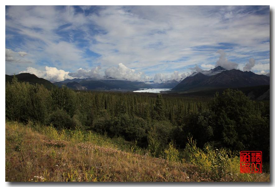 《原创摄影》:观景公路,景观如画:梦中的阿拉斯加之十九 ... ... ... ..._图1-24
