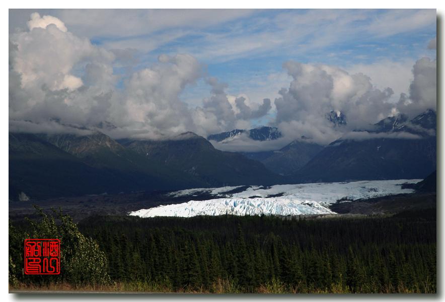 《原创摄影》:观景公路,景观如画:梦中的阿拉斯加之十九 ... ... ... ..._图1-25