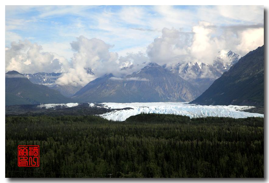 《原创摄影》:观景公路,景观如画:梦中的阿拉斯加之十九 ... ... ... ..._图1-26