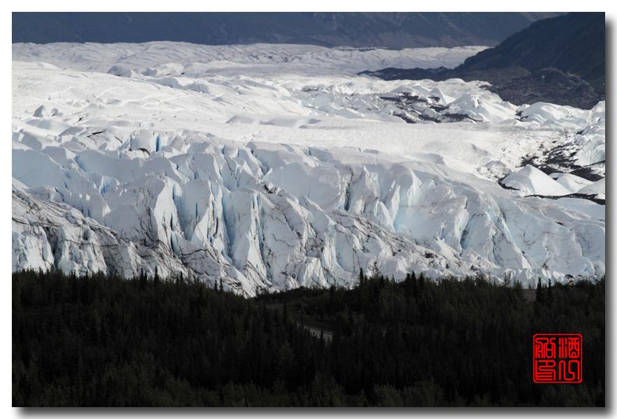 《原创摄影》:观景公路,景观如画:梦中的阿拉斯加之十九 ... ... ... ..._图1-27