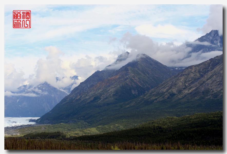 《原创摄影》:观景公路,景观如画:梦中的阿拉斯加之十九 ... ... ... ..._图1-29