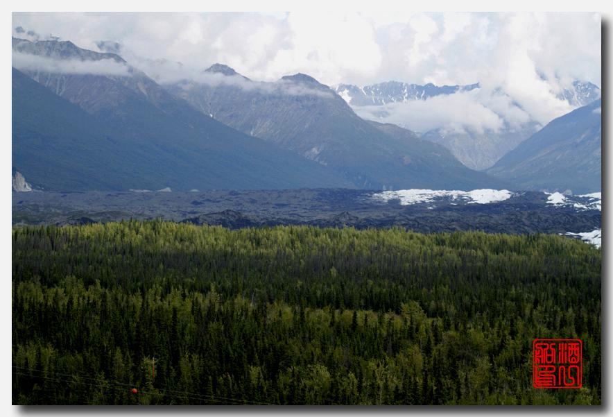 《原创摄影》:观景公路,景观如画:梦中的阿拉斯加之十九 ... ... ... ..._图1-30