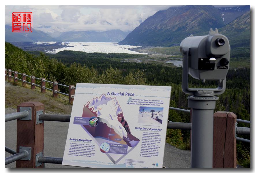 《原创摄影》:观景公路,景观如画:梦中的阿拉斯加之十九 ... ... ... ..._图1-31
