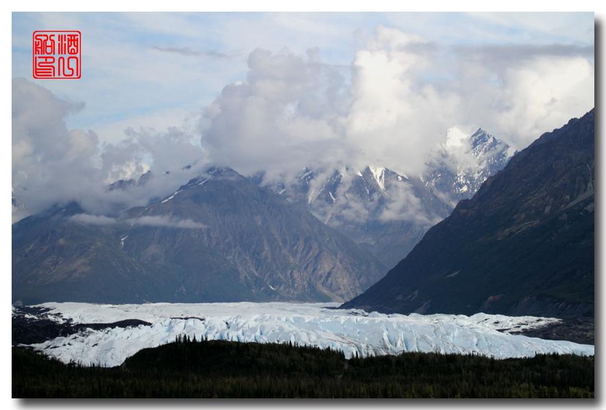 《原创摄影》:观景公路,景观如画:梦中的阿拉斯加之十九 ... ... ... ..._图1-34