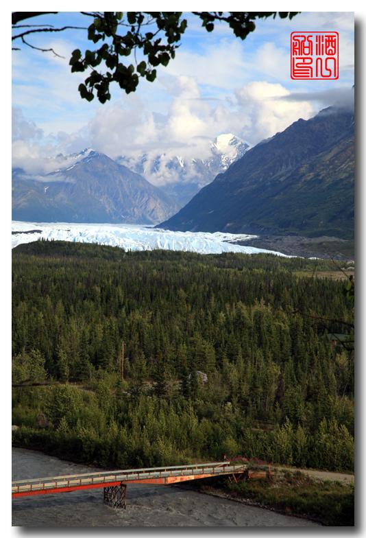 《原创摄影》:观景公路,景观如画:梦中的阿拉斯加之十九 ... ... ... ..._图1-35
