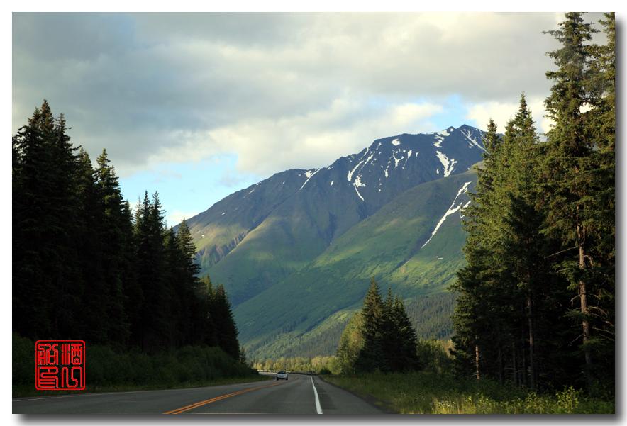 《原创摄影》:观景公路,景观如画:梦中的阿拉斯加之十九 ... ... ... ..._图1-41