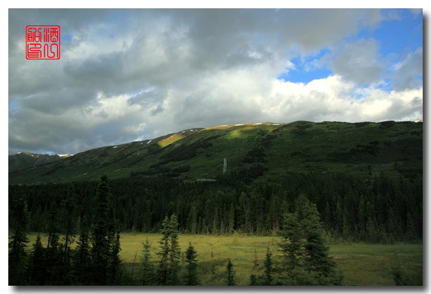 《原创摄影》:观景公路,景观如画:梦中的阿拉斯加之十九 ... ... ... ..._图1-42