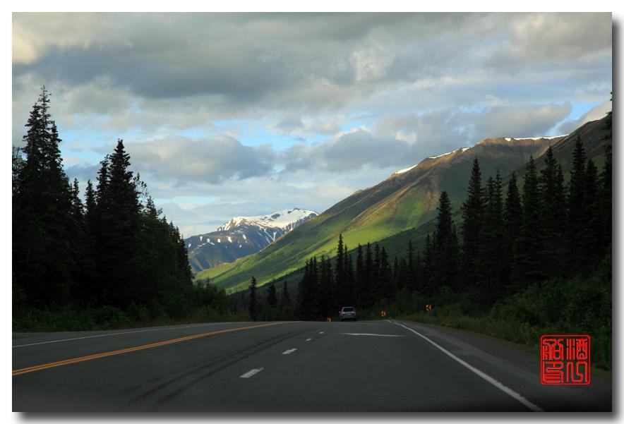 《原创摄影》:观景公路,景观如画:梦中的阿拉斯加之十九 ... ... ... ..._图1-43