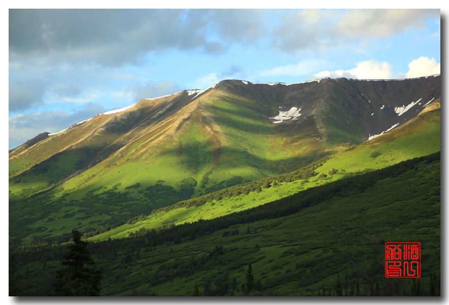 《原创摄影》:观景公路,景观如画:梦中的阿拉斯加之十九 ... ... ... ..._图1-44