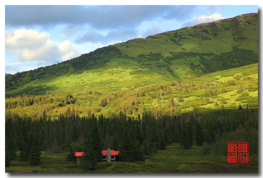 《原创摄影》:观景公路,景观如画:梦中的阿拉斯加之十九 ... ... ... ..._图1-45