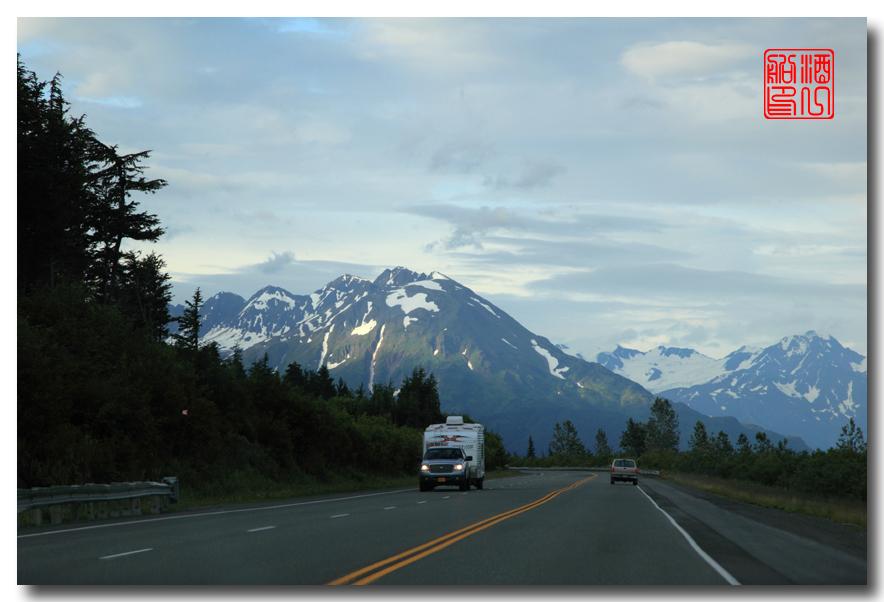 《原创摄影》:观景公路,景观如画:梦中的阿拉斯加之十九 ... ... ... ..._图1-46
