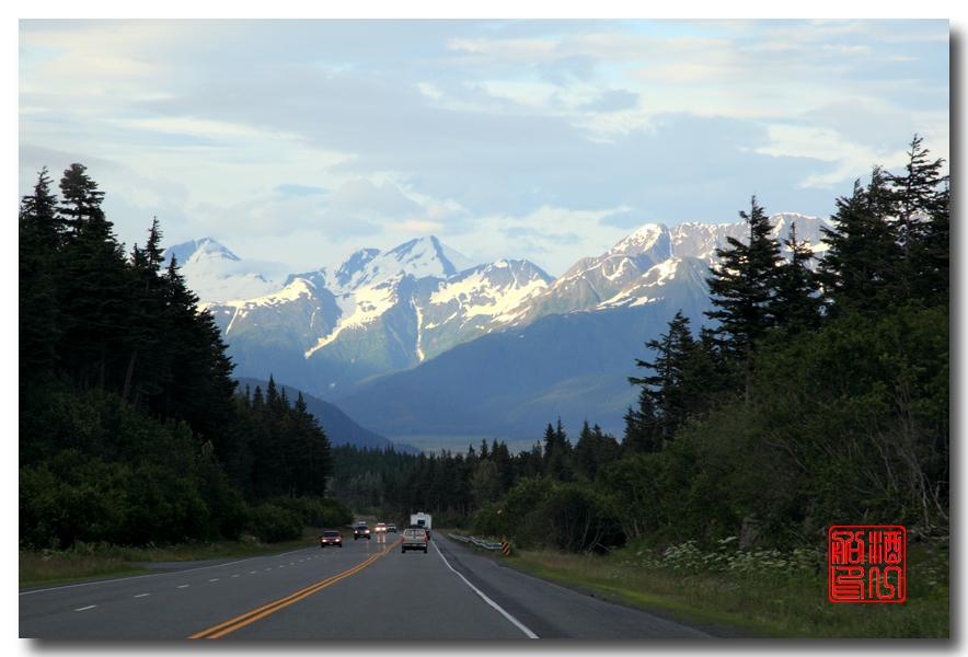 《原创摄影》:观景公路,景观如画:梦中的阿拉斯加之十九 ... ... ... ..._图1-47