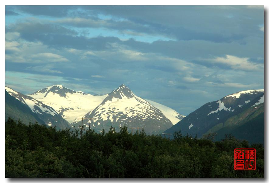 《原创摄影》:观景公路,景观如画:梦中的阿拉斯加之十九 ... ... ... ..._图1-48