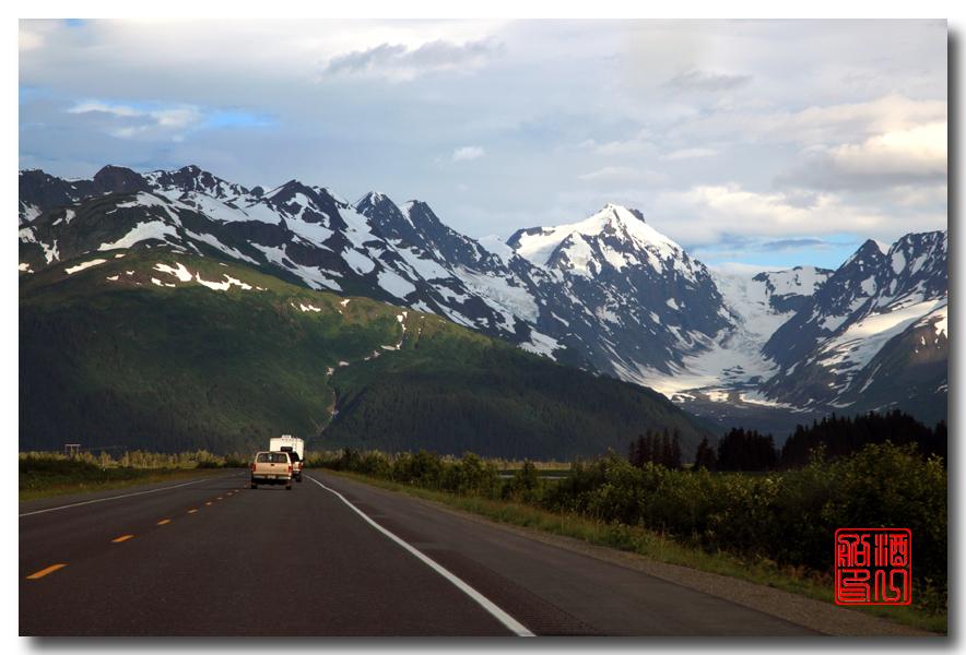《原创摄影》:观景公路,景观如画:梦中的阿拉斯加之十九 ... ... ... ..._图1-49