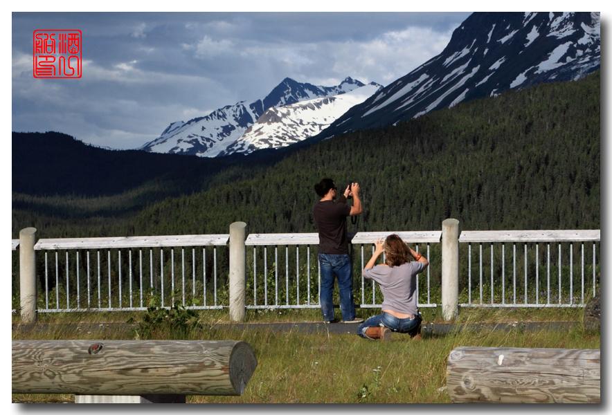 《原创摄影》:观景公路,景观如画:梦中的阿拉斯加之十九 ... ... ... ..._图1-52