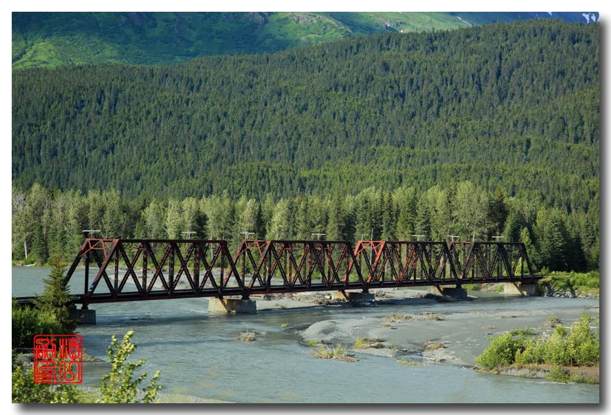 《原创摄影》:观景公路,景观如画:梦中的阿拉斯加之十九 ... ... ... ..._图1-53