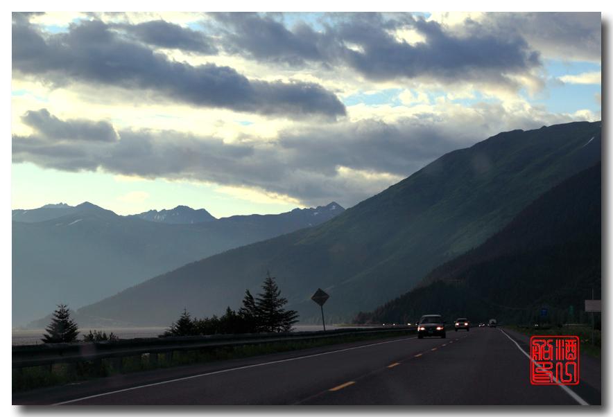 《原创摄影》:观景公路,景观如画:梦中的阿拉斯加之十九 ... ... ... ..._图1-56