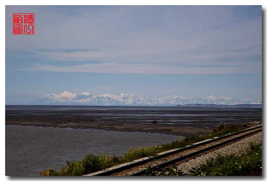 《原创摄影》:观景公路,景观如画:梦中的阿拉斯加之十九 ... ... ... ..._图1-58