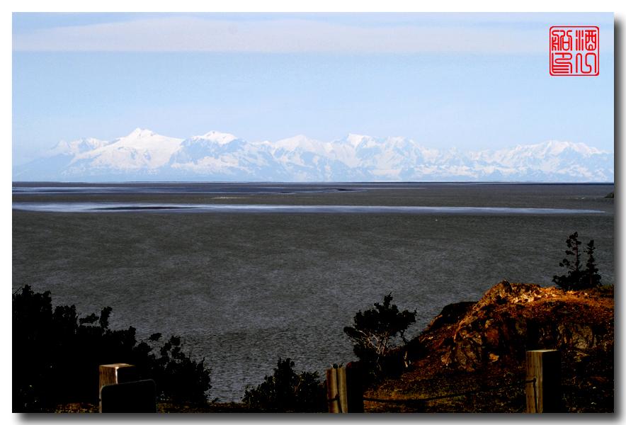 《原创摄影》:观景公路,景观如画:梦中的阿拉斯加之十九 ... ... ... ..._图1-59