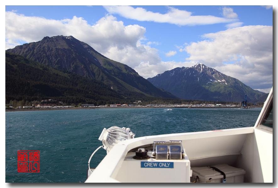 《原创摄影》:海钓小镇西沃德:梦中的阿拉斯加之二十_图1-2