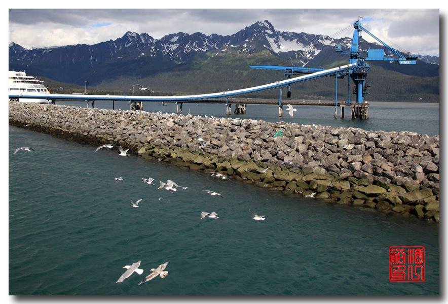 《原创摄影》:海钓小镇西沃德:梦中的阿拉斯加之二十_图1-3