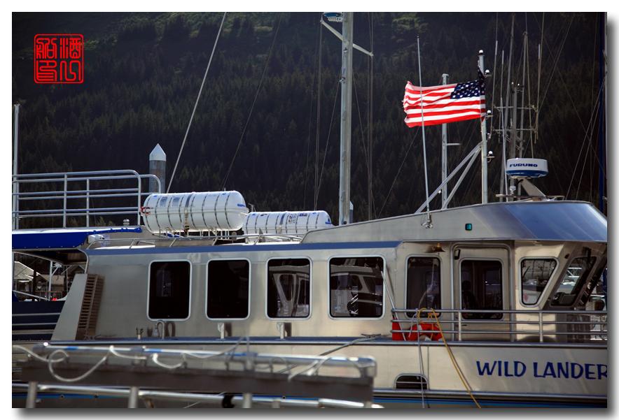 《原创摄影》:海钓小镇西沃德:梦中的阿拉斯加之二十_图1-7
