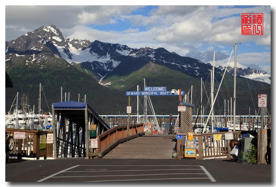 《原创摄影》:海钓小镇西沃德:梦中的阿拉斯加之二十_图1-9