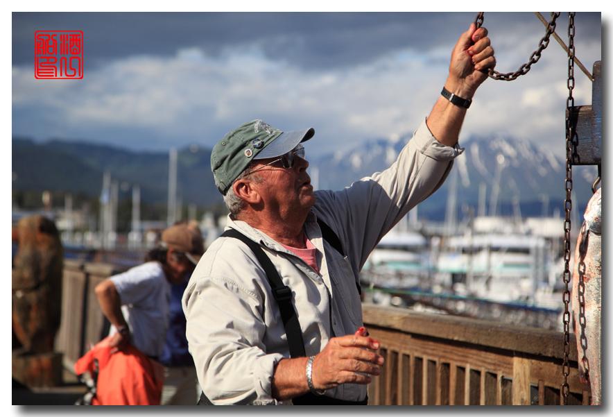 《原创摄影》:海钓小镇西沃德:梦中的阿拉斯加之二十_图1-14
