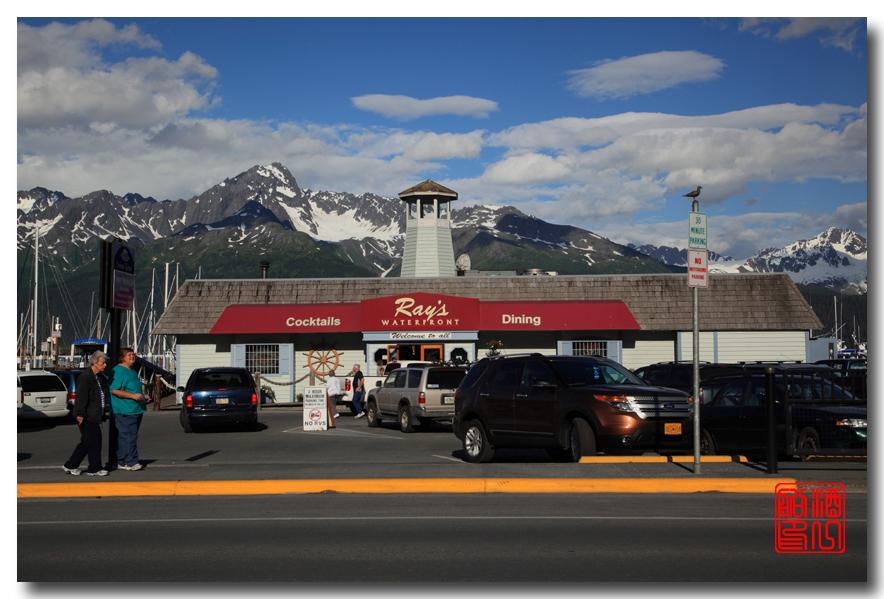 《原创摄影》:海钓小镇西沃德:梦中的阿拉斯加之二十_图1-20