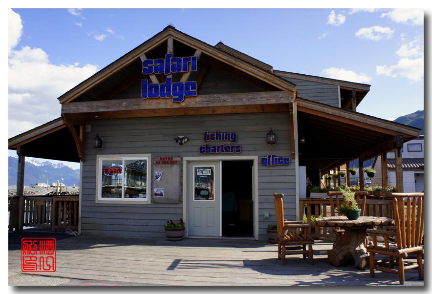 《原创摄影》:海钓小镇西沃德:梦中的阿拉斯加之二十_图1-21