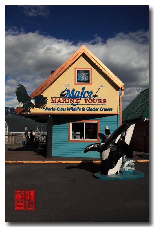 《原创摄影》:海钓小镇西沃德:梦中的阿拉斯加之二十_图1-23