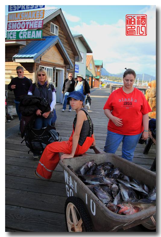 《原创摄影》:海钓小镇西沃德:梦中的阿拉斯加之二十_图1-28