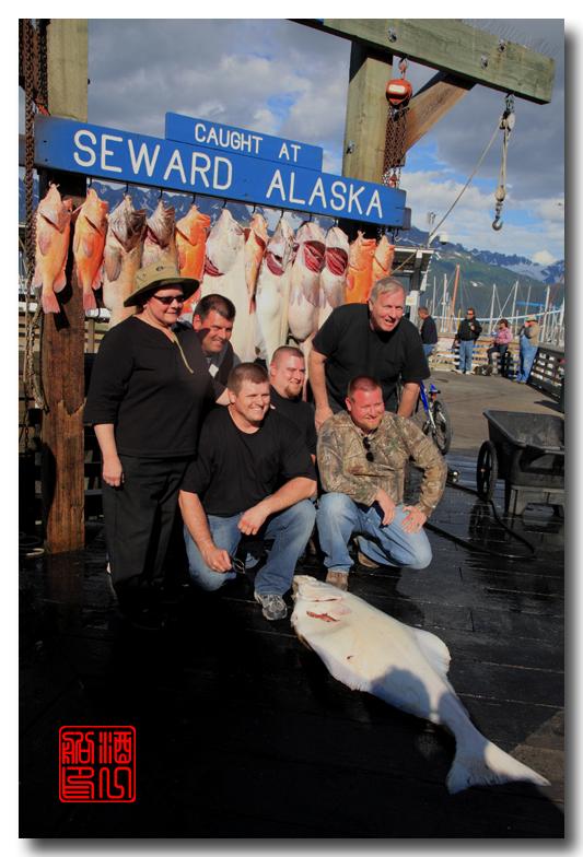《原创摄影》:海钓小镇西沃德:梦中的阿拉斯加之二十_图1-48