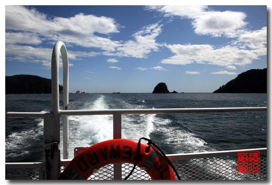《原创摄影》:舟行Kenai峡湾国家公园:梦中的阿拉斯加之二十一 ..._图1-2