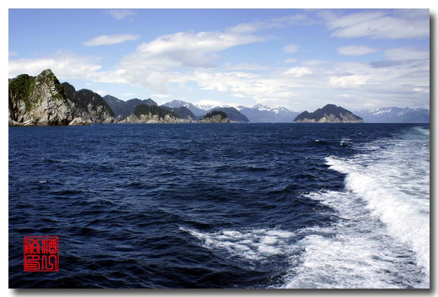 《原创摄影》:舟行Kenai峡湾国家公园:梦中的阿拉斯加之二十一 ..._图1-3