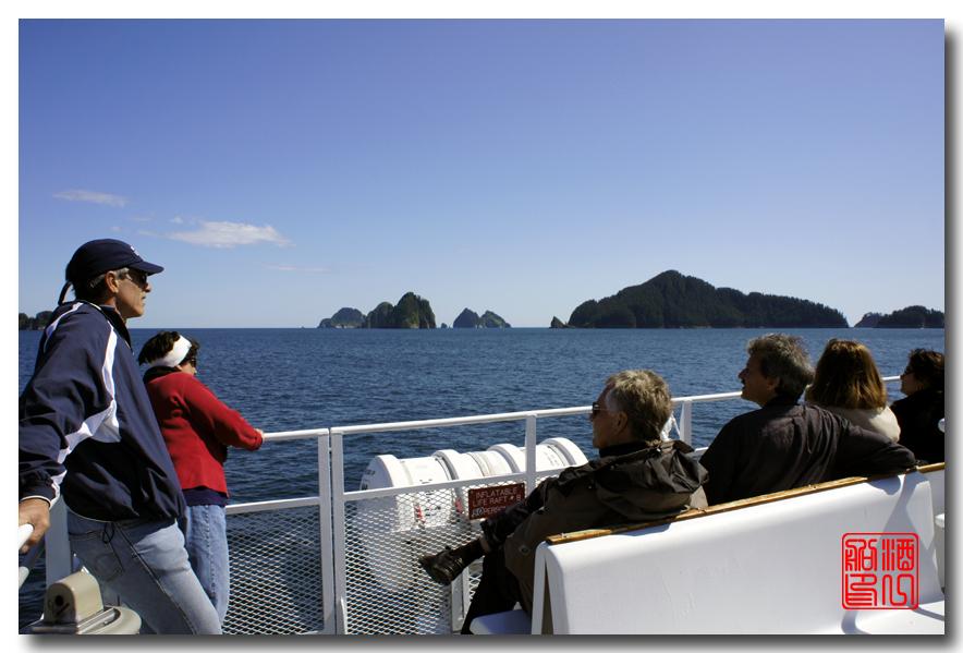 《原创摄影》:舟行Kenai峡湾国家公园:梦中的阿拉斯加之二十一 ..._图1-4