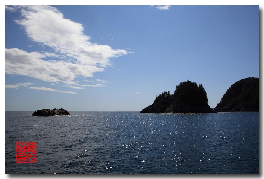 《原创摄影》:舟行Kenai峡湾国家公园:梦中的阿拉斯加之二十一 ..._图1-5