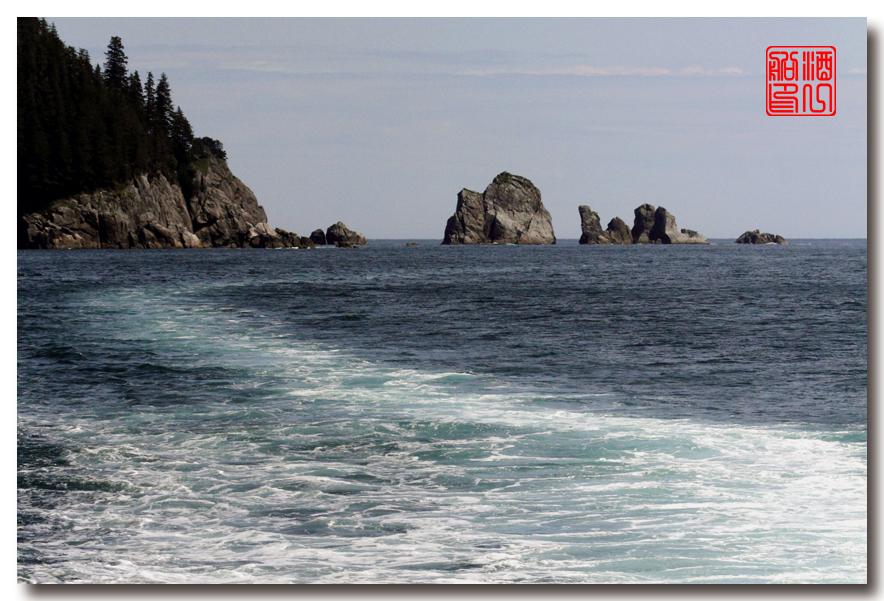 《原创摄影》:舟行Kenai峡湾国家公园:梦中的阿拉斯加之二十一 ..._图1-6