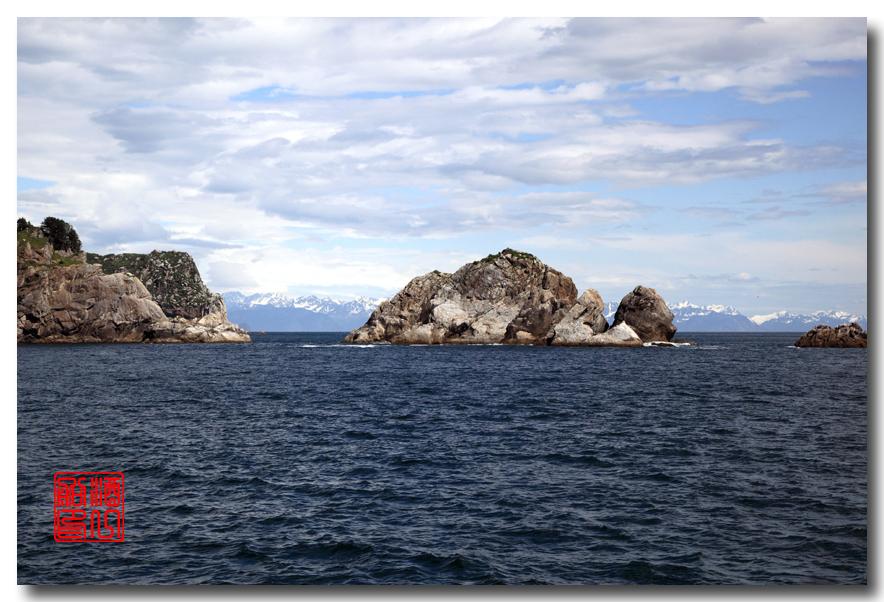 《原创摄影》:舟行Kenai峡湾国家公园:梦中的阿拉斯加之二十一 ..._图1-8