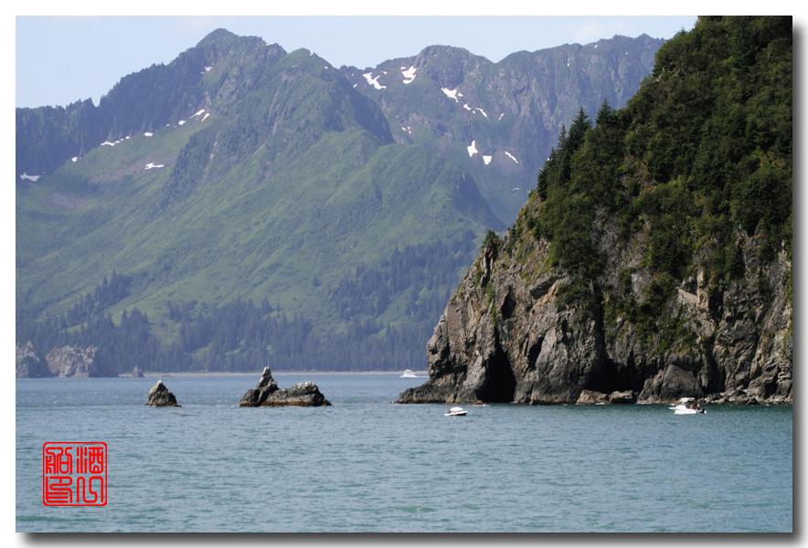 《原创摄影》:舟行Kenai峡湾国家公园:梦中的阿拉斯加之二十一 ..._图1-13