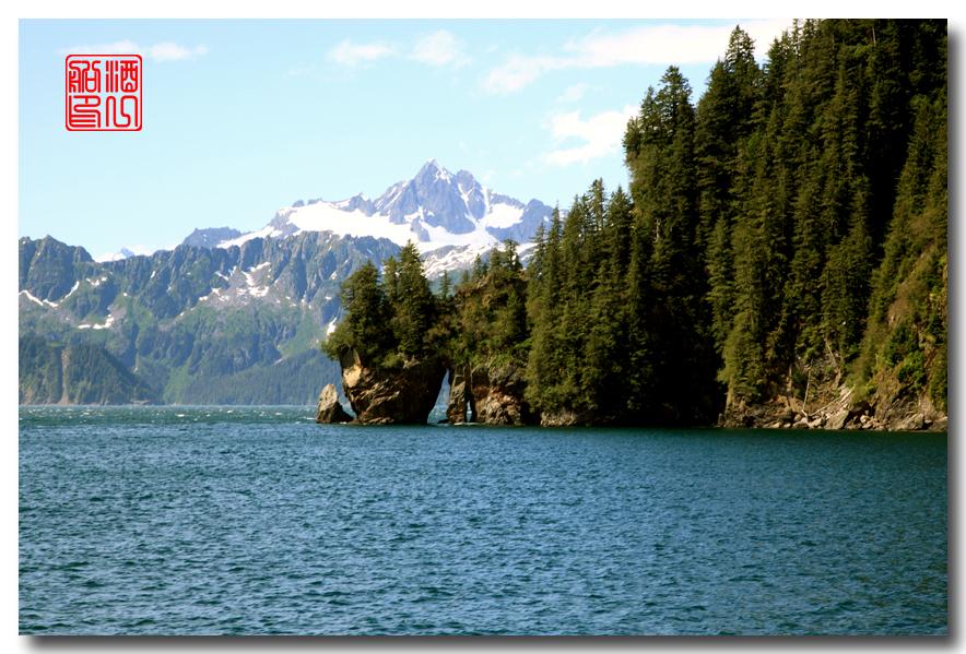 《原创摄影》:舟行Kenai峡湾国家公园:梦中的阿拉斯加之二十一 ..._图1-15