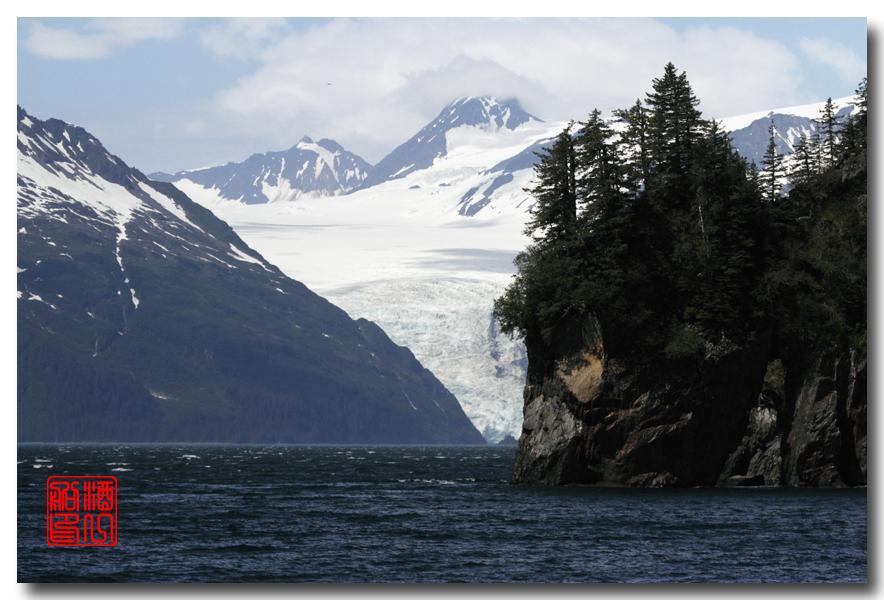 《原创摄影》:舟行Kenai峡湾国家公园:梦中的阿拉斯加之二十一 ..._图1-18