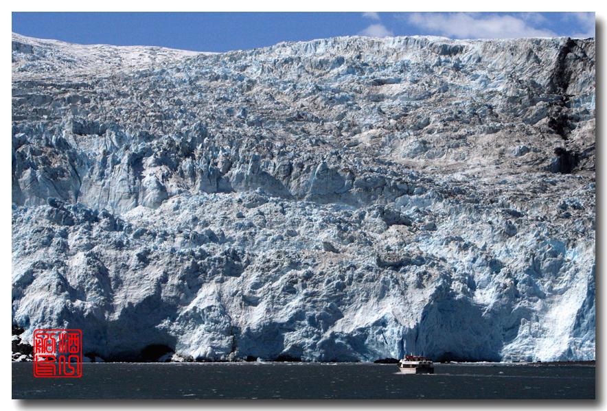 《原创摄影》:舟行Kenai峡湾国家公园:梦中的阿拉斯加之二十一 ..._图1-20