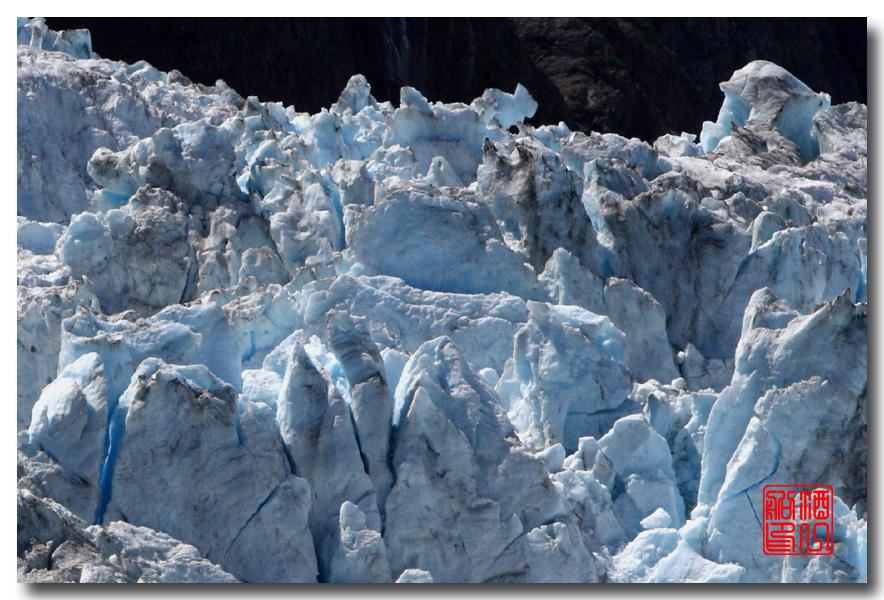 《原创摄影》:舟行Kenai峡湾国家公园:梦中的阿拉斯加之二十一 ..._图1-23