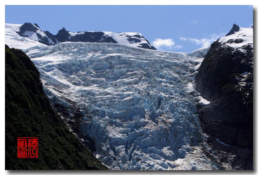 《原创摄影》:舟行Kenai峡湾国家公园:梦中的阿拉斯加之二十一 ..._图1-32
