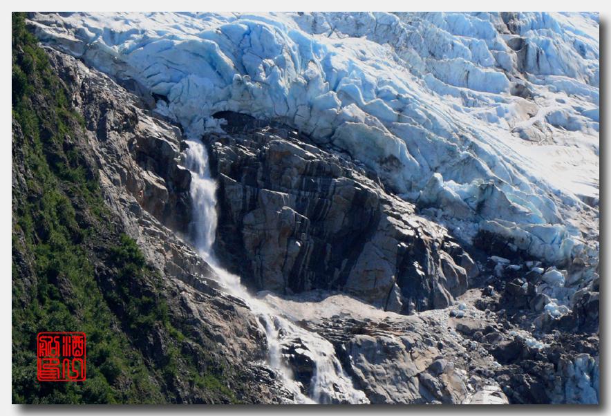 《原创摄影》:舟行Kenai峡湾国家公园:梦中的阿拉斯加之二十一 ..._图1-33