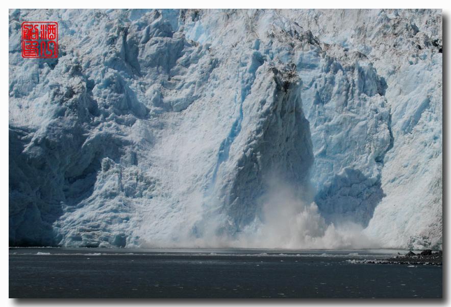 《原创摄影》:舟行Kenai峡湾国家公园:梦中的阿拉斯加之二十一 ..._图1-24
