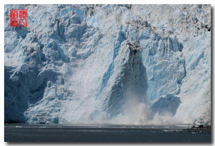 《原创摄影》:舟行Kenai峡湾国家公园:梦中的阿拉斯加之二十一 ..._图1-25