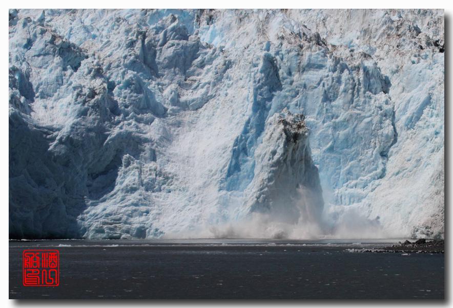 《原创摄影》:舟行Kenai峡湾国家公园:梦中的阿拉斯加之二十一 ..._图1-26